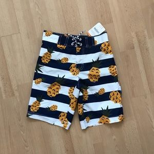 🍍 Boys Swim Trunks